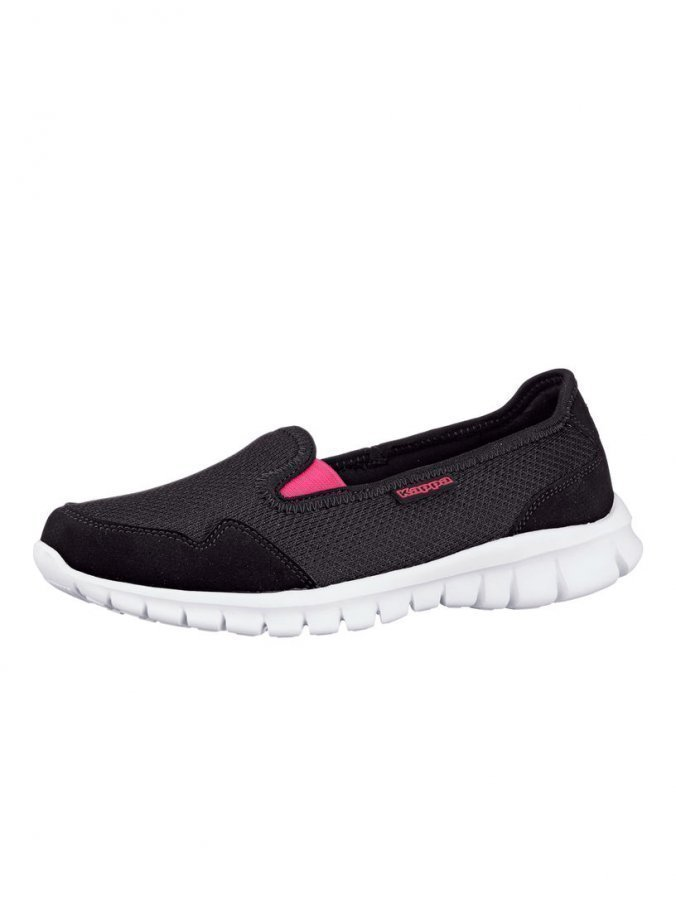 Kappa Kengät Musta / Pinkki