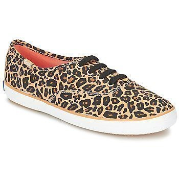 Keds CHAMPION LEOPARD matalavartiset tennarit
