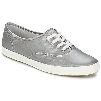 Keds CHAMPION METALLIC LEATHER matalavartiset tennarit