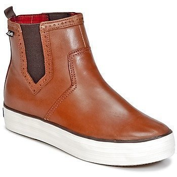 Keds TRIPLE CHELSEA PULL UP LEATHER bootsit