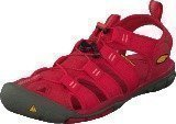 Keen Clearwater Cnx Barberry/Hot Coral