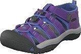 Keen Newport H2-Jr Purple Heart/Periwinkle
