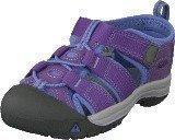 Keen Newport H2-Tots Purple Heart/Periwinkle