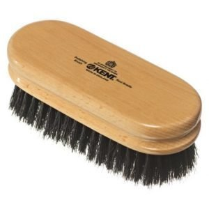 Kent Brushes Black Bristle Shoe Brush