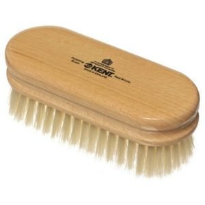 Kent Brushes White Bristle Shoe Brush