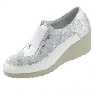 Kiarflex Kengät Valkoinen / Hopeanvärinen