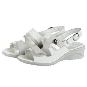 Kiarflex Sandaalit Valkoinen