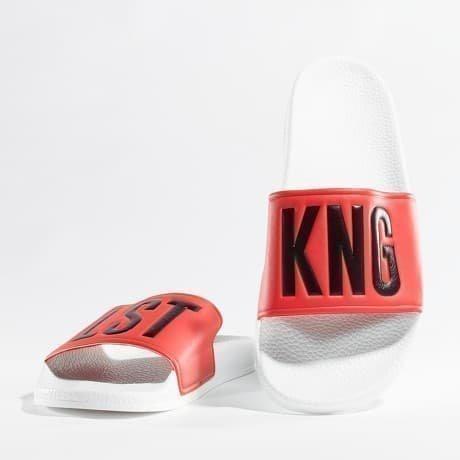 Kingin Sandaalit Punainen