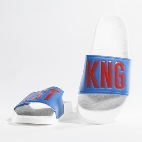Kingin Sandaalit Sininen