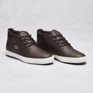 Lacoste Ampthill Terra 3161 Dark Brown