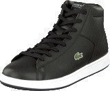 Lacoste Carnaby Evo Mid Crt Blk/Blk Lth