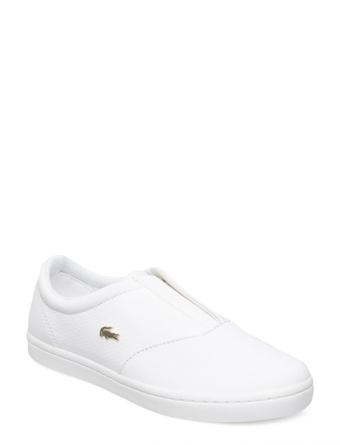 Lacoste Shoes Straight Slip
