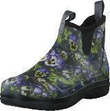 Lacrosse Hampton II - Women's 6'' Print Purple Flower