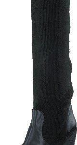Lady Cg Rubber Sock Black