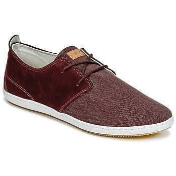 Lafeyt MARTE HEAVY CANVAS   SUEDE matalavartiset tennarit