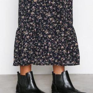 Lauren Ralph Lauren Cathi Boots Bootsit Musta