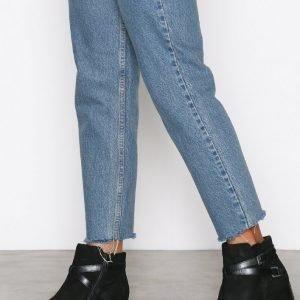Lauren Ralph Lauren Mehira Boots Bootsit Musta