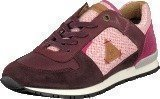 Le Coq Sportif Josephine Low JR Plum Perfect