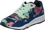 Le Coq Sportif LCS R900 Flowers Dress Blue