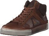 Le Coq Sportif Levalle Mid Tortoise Shell