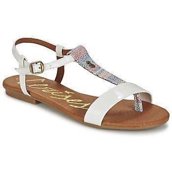 Le Temps des Cerises CARLY WHITE sandaalit