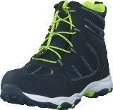 Leaf Haugesund Waterproof Navy/Lime