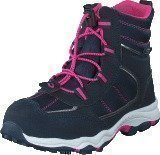 Leaf Haugesund Waterproof Navy/Pink
