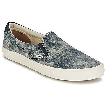 Levis WHITE TAB SLIP ON tennarit