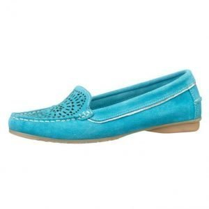 Liva Loop Loaferit Turkoosi