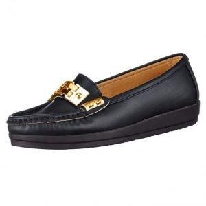 Loaferit Musta
