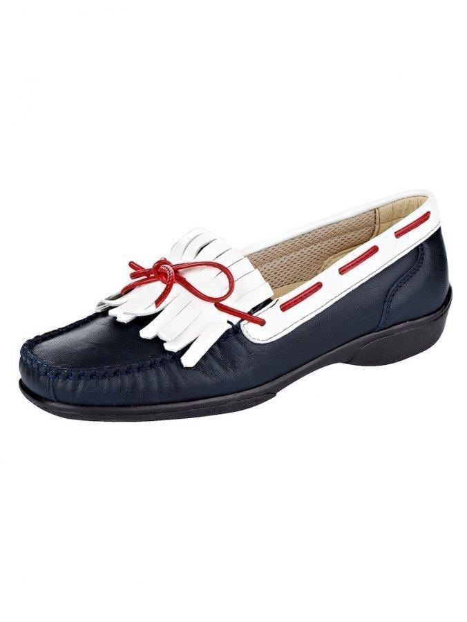 Loaferit Sininen / Valkoinen / Punainen
