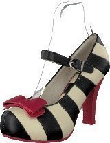 Lola Ramona Angie 413001 Black/cream/red
