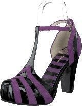 Lola Ramona Angie P 412204 Purple/Black