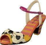 Lola Ramona Elsie 411611-71 Yellow/creme/pink