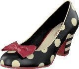 Lola Ramona Elsie Black/Cream dots