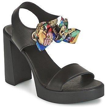 Love Moschino I LOVE FOULARD sandaalit