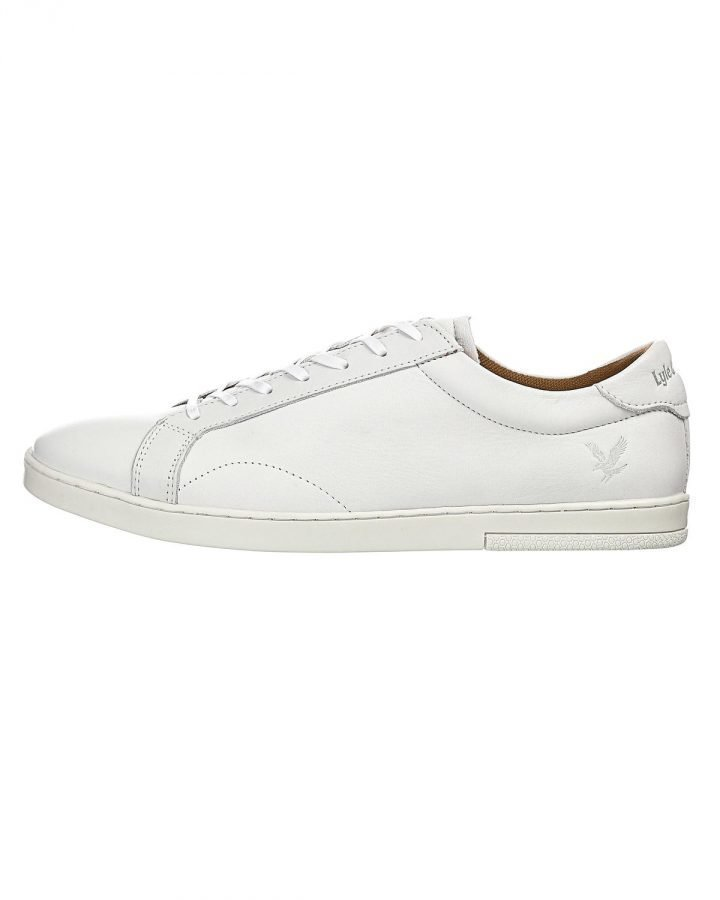 Lyle & Scott Findon Leather sneakerit