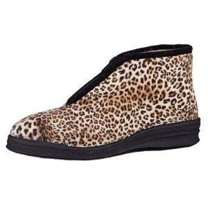 Mae & Mathilda Tohvelit Leopardi
