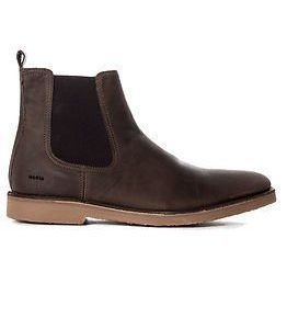 Makia Chelsea Boot Brown