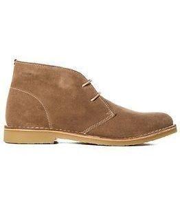 Makia Desert Boot Khaki
