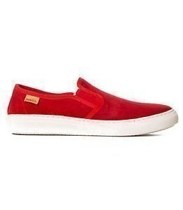Makia Slip-On Red