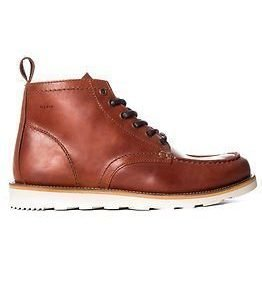 Makia Yard Boot Cognac