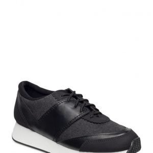 Mango Contrast Panel Sneakers