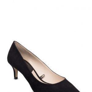 Mango Kitten Heel Shoes