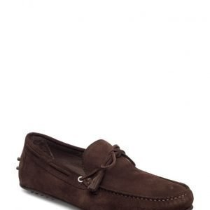 Mango Man Suede Driving Shoes