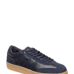 Mango Man Suede Panels Sneakers