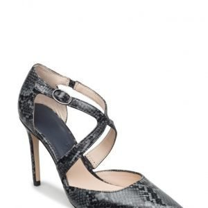 Mango Snake-Finish Pumps