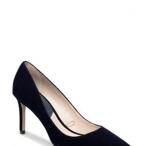 Mango Stiletto Velvet Shoes