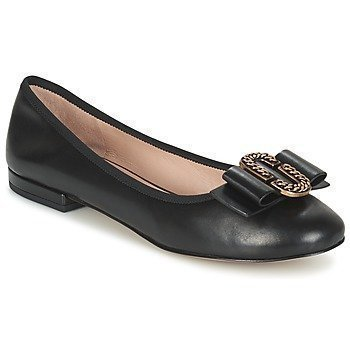 Marc Jacobs INTERLOCK ROUND TOE ballerinat