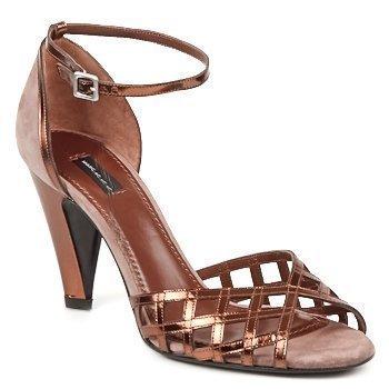 Marc Jacobs METALLIC TOE sandaalit